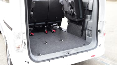 Nissan e-NV200 Combi - boot
