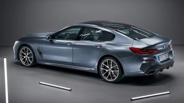 BMW 8 Series Gran Coupe - rear