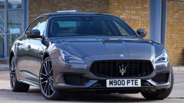 Maserati Quattroporte Trofeo - static