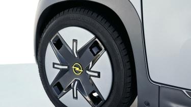 Opel Rocks-e - wheel