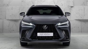Lexus NX - full front