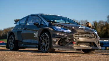 Rallycross Championship 5 Nations Trophy - Ford Fiesta front