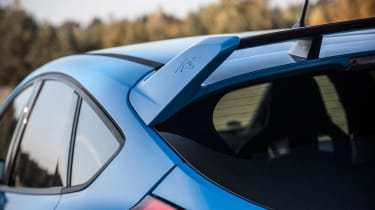 Ford Focus RS 2016 -  spoiler