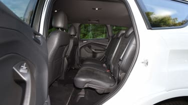 Ford Kuga - rear seats