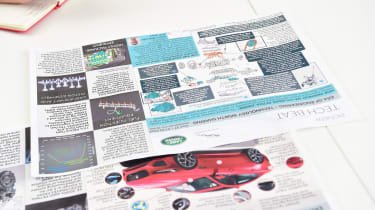 JLR tech secrets feature- future plans