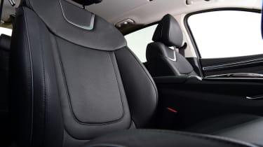 Hyundai Tucson - seats