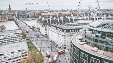 what3words location grid London travel
