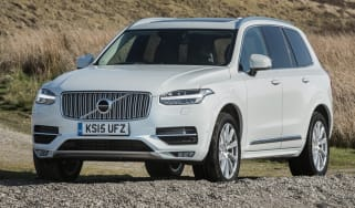 Best 4x4s and SUVs - Volvo XC90