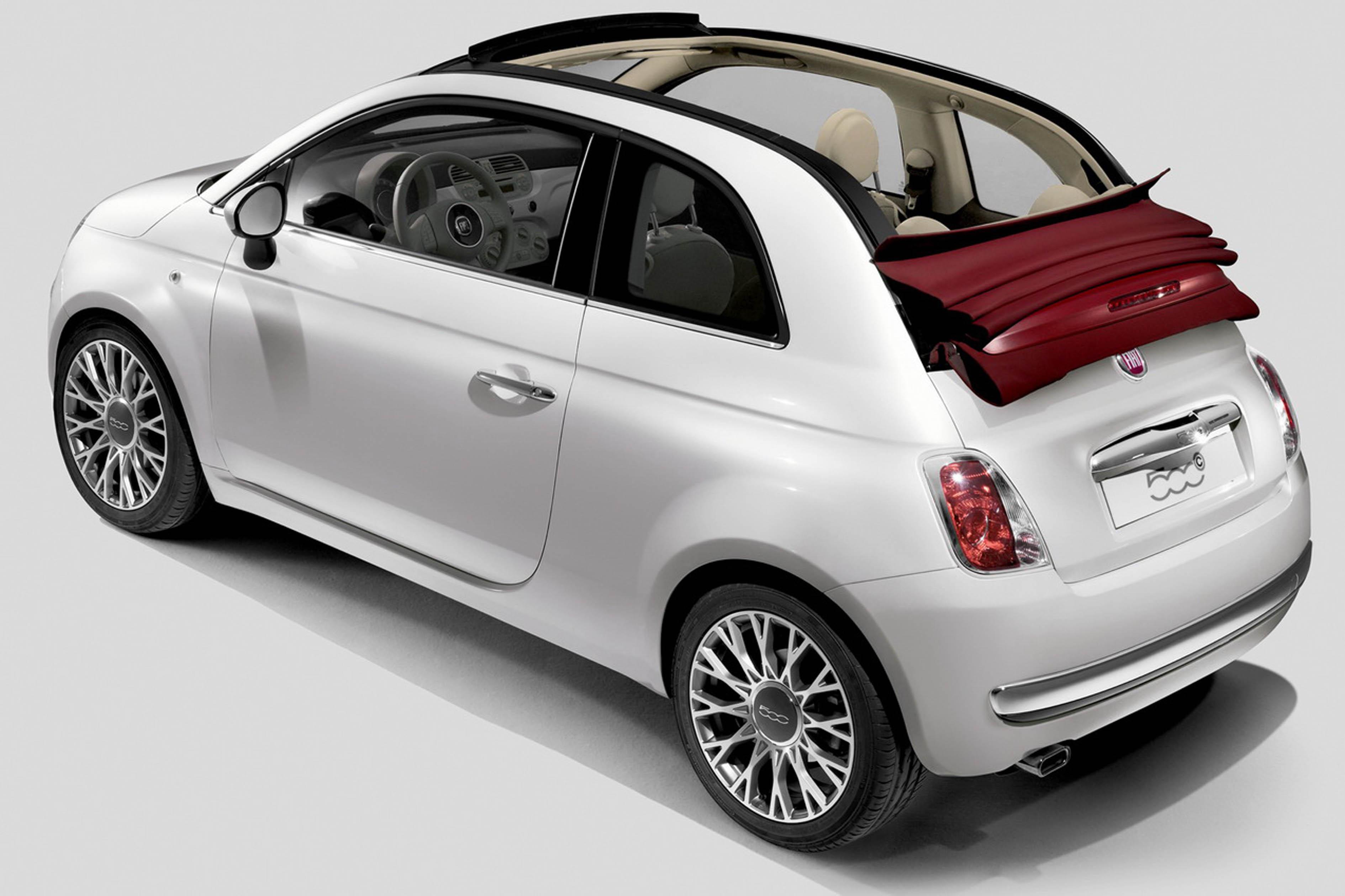 Fiat 500 Cabrio | Auto Express