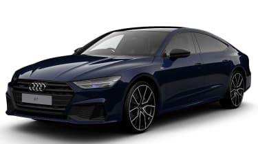Audi A7 Vorsprung