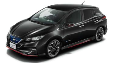 Nissan Leaf Nismo - black