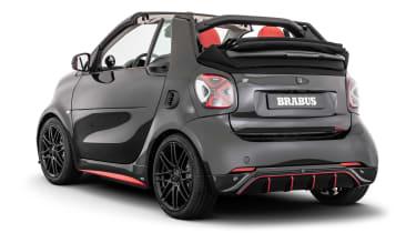Brabus 92R - rear studio