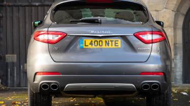 Maserati Levante GranLusso - full rear