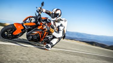 KTM 1290 Superduke - Best superbikes