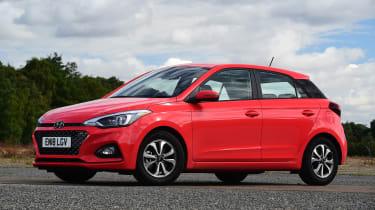 Hyundai i20 - front static