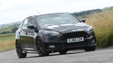 Used Ford Focus ST - front cornering