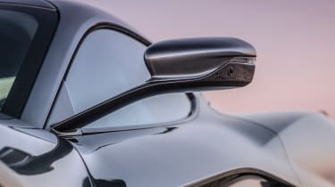 Rimac C_Two - wing mirror