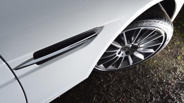 Mercedes SLC 180 - wheel