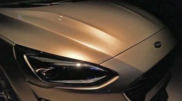 Ford focus teaser