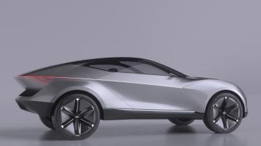 Kia Futuron concept - rear/side