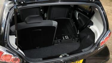Toyota Aygo boot