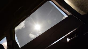 Peugeot 5008 - sun shield