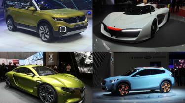 Geneva concept cars - header