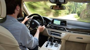 BMW 740e - Sam Naylor