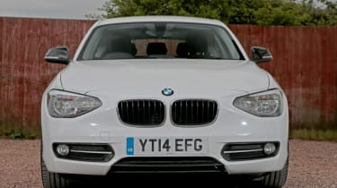 Used BMW 1 Series - full front