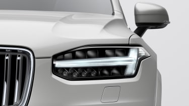 Volvo XC90 facelift - headlight