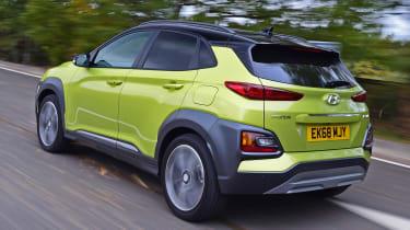 Hyundai Kona Diesel - rear