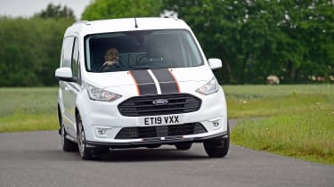 Ford Transit Connect - front