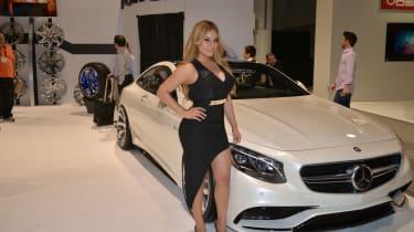 Forgiato Mercedes S-Class Coupe