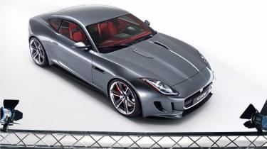 Design Award: Jaguar C-X16