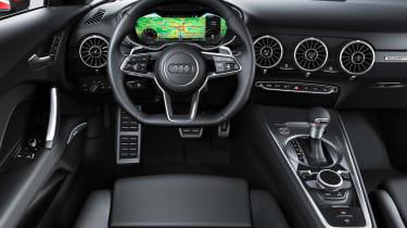 Audi TT - dash