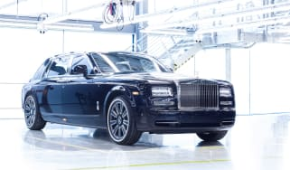 Rolls Royce Phantom VII final edition