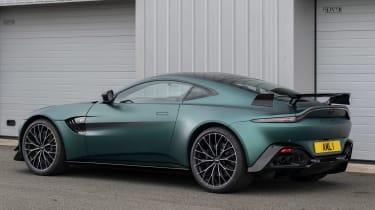Aston Martin Vantage F1 Edition - rear static