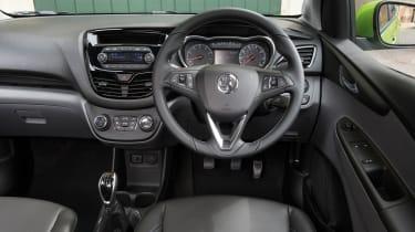 Vauxhall Viva 2015 - interior