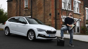 Skoda Scala Long termer - main image