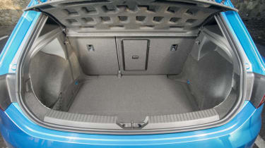 SEAT Leon Cupra 290 2016 UK - boot