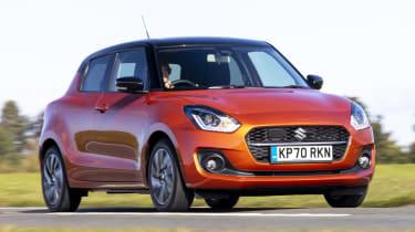 Most economical cars - Suzuki Swift