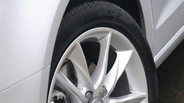 Audi A3 1.6 TDI SE wheel