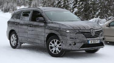 Renault Koleos spies 4