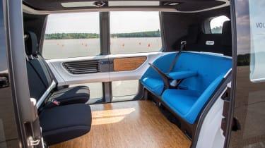 Volkswagen Sedric - interior