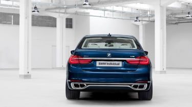 BMW 7 Series THE NEXT 100 YEARS - rear