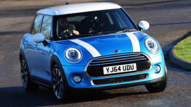 MINI Cooper 5-door long-termer