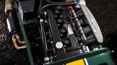 Caterham R600 engine detail