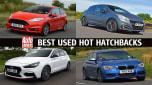 Best used hot hatchbacks - header