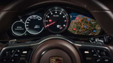 Porsche Panamera Sport Turismo - steering wheel