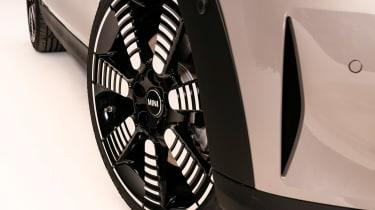 MINI 3-door hatch facelift - wheel